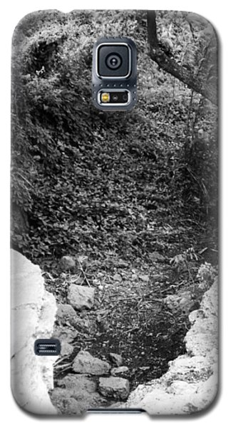 View From A Desert Walking Trail Galaxy S5 Case by Louis Nugent