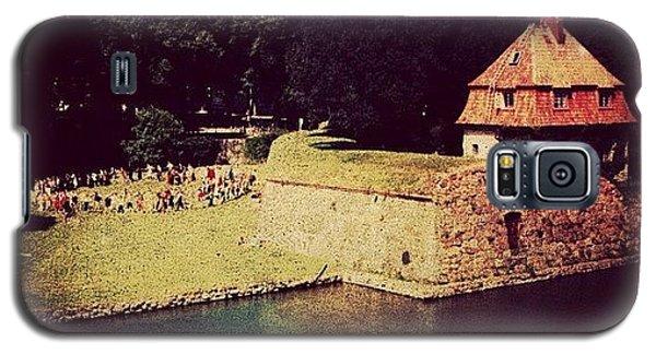 Fantasy Galaxy S5 Case - View From Kalmar Castle (kalmar, Sweden) by Natasha Marco