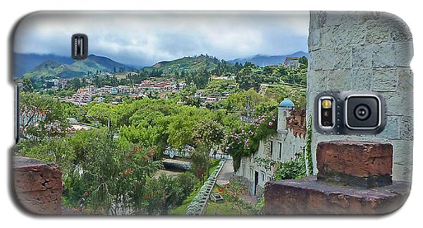 View From The City Walls - Loja - Ecuador Galaxy S5 Case