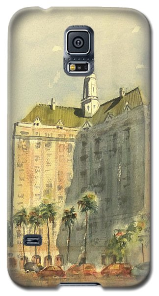 Villa Riviera Another View Galaxy S5 Case