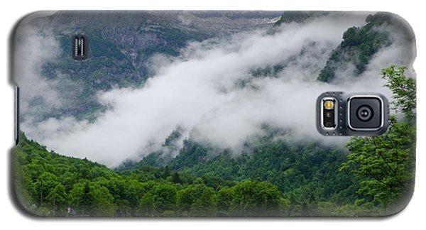 Village In The Alps Galaxy S5 Case