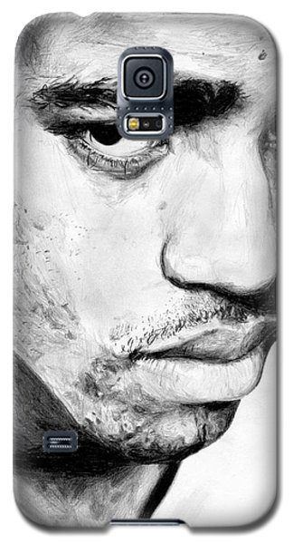 Vince Carter Galaxy S5 Case by Tamir Barkan
