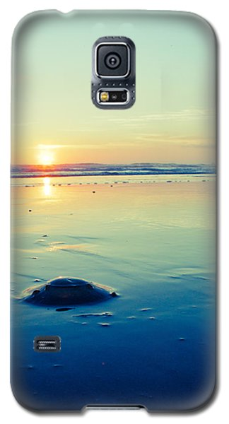 Vintage Jellyfish Galaxy S5 Case