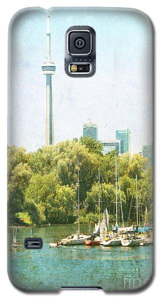 Vintage Toronto Galaxy S5 Case