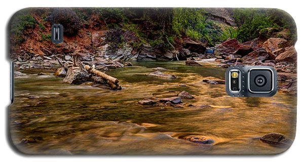 Virgin River Zion Galaxy S5 Case
