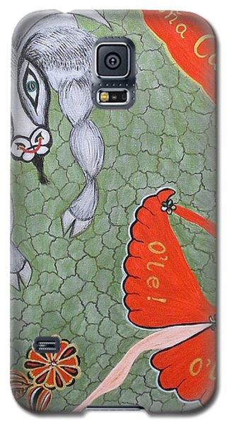 Viva Dona Carmen Galaxy S5 Case