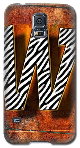 W Galaxy S5 Case