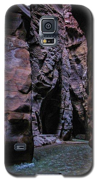 Wadi Mujib Jordan Galaxy S5 Case