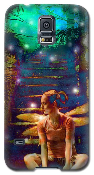 Waiting At The Gates Of Dawn Galaxy S5 Case