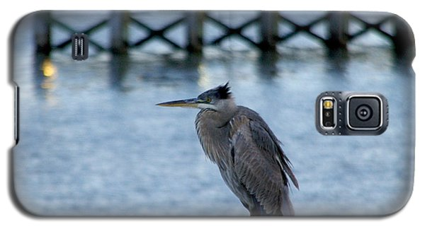 Galaxy S5 Case featuring the photograph Waiting by Brian Wright