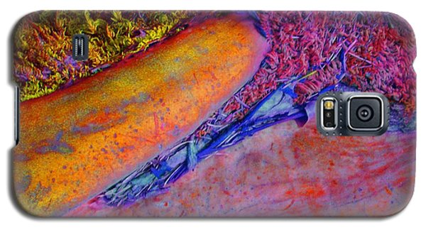 Galaxy S5 Case featuring the digital art Waking Up by Richard Laeton