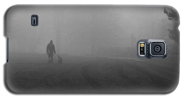 Walk The Dog Galaxy S5 Case