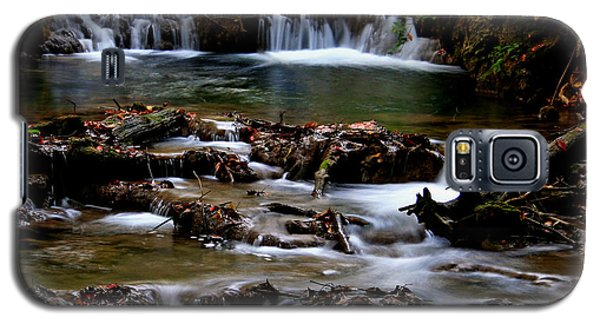 Galaxy S5 Case featuring the photograph Warm Springs by Karen Harrison