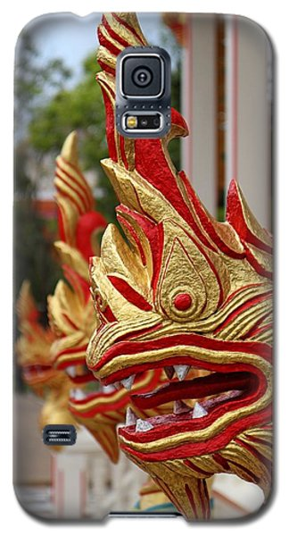 Wat Chalong 3 Galaxy S5 Case