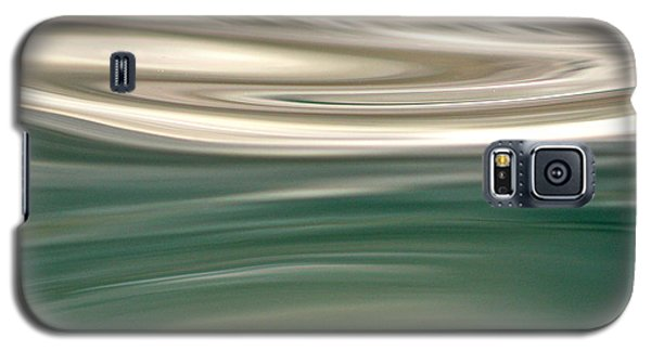 Galaxy S5 Case featuring the photograph Water by Cathie Douglas