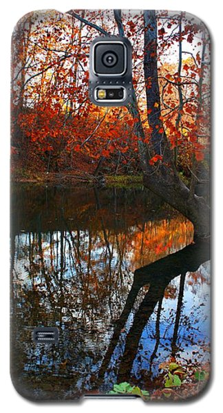 Water In Fall Galaxy S5 Case
