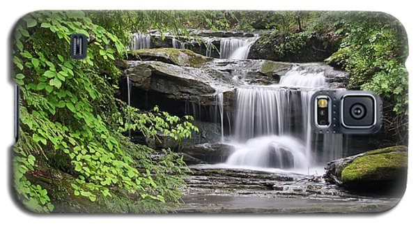 Waterfall Near Mabbitt Spring Galaxy S5 Case