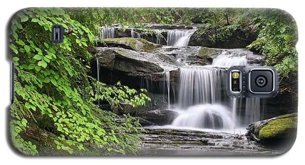 Waterfall Near Mabbitt Spring Galaxy S5 Case
