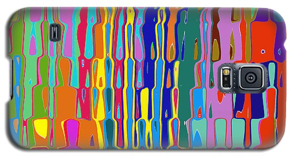 Waterfall Of Colour Galaxy S5 Case