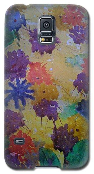 Waterflowers Galaxy S5 Case
