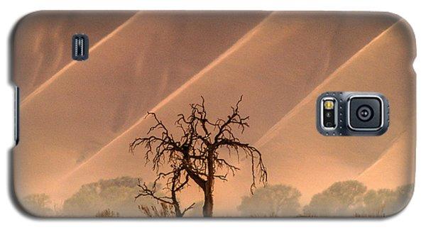 Wave Tree Galaxy S5 Case
