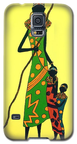 We Are Hungry Galaxy S5 Case by Stephanie Moore