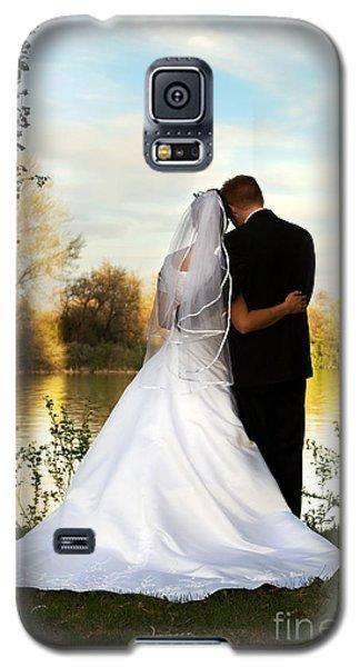 Wedding Couple Galaxy S5 Case