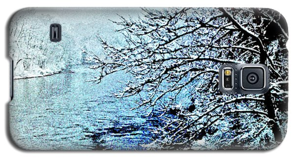 West River Snow Galaxy S5 Case
