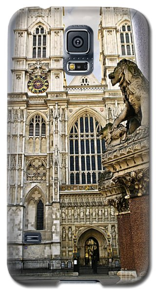 Westminster Abbey Galaxy S5 Case by Elena Elisseeva