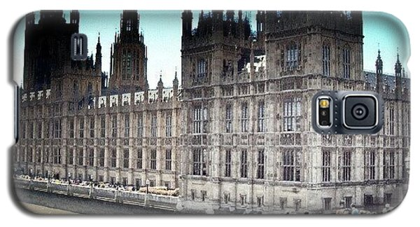 Westminster, London 2012 | #london Galaxy S5 Case