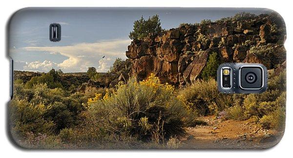 Westward Across The Mesa Galaxy S5 Case