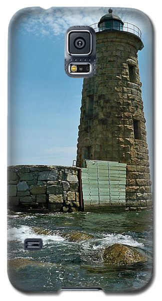 Whaleback Light Galaxy S5 Case