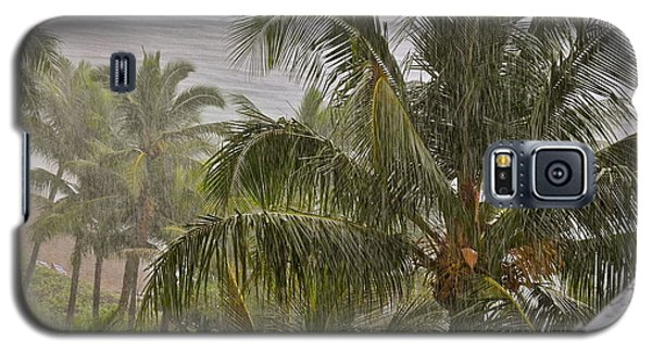 When It Rains It Pours Galaxy S5 Case by Kirsten Giving