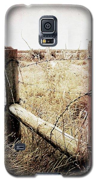 When Time Fades Galaxy S5 Case