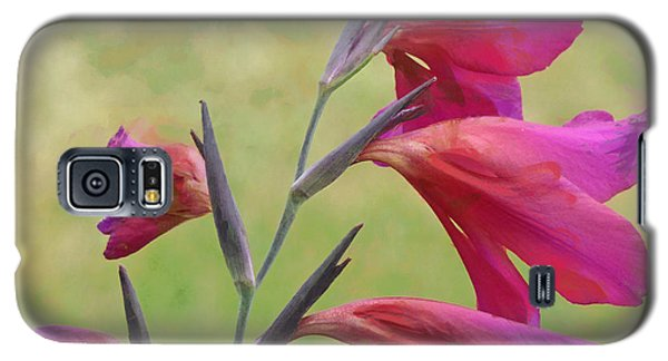 Galaxy S5 Case featuring the digital art Which Way Did The Sun Go by Steve Taylor