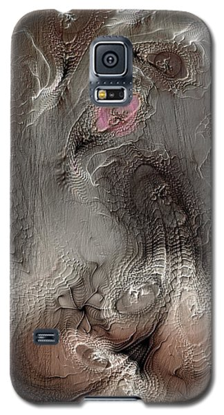 Galaxy S5 Case featuring the digital art Whims Within by Casey Kotas