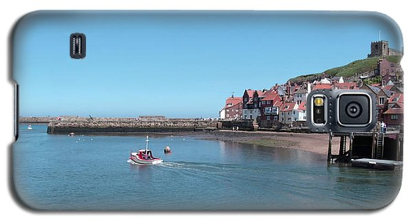 Whitby Postcard Galaxy S5 Case