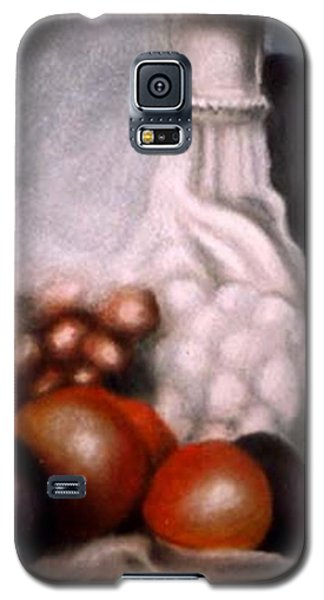White Carafe Galaxy S5 Case