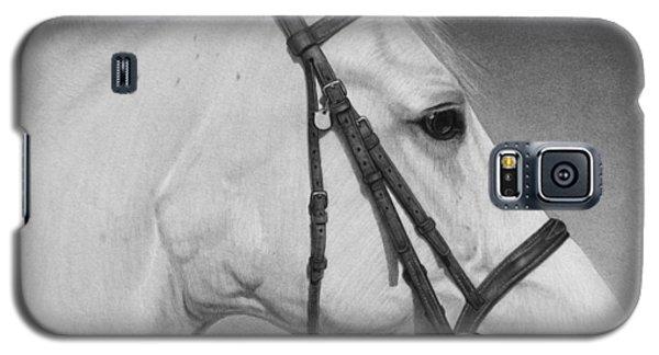 White Horse Galaxy S5 Case