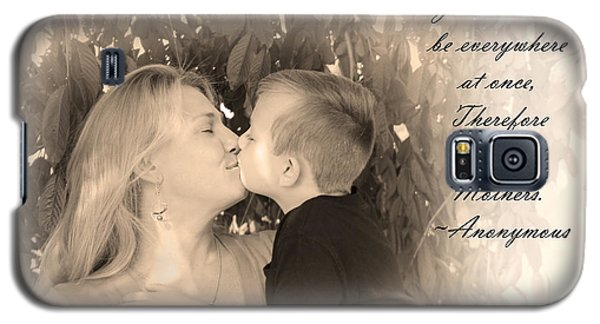 Galaxy S5 Case featuring the photograph Why He Made Mothers by Kelly Hazel