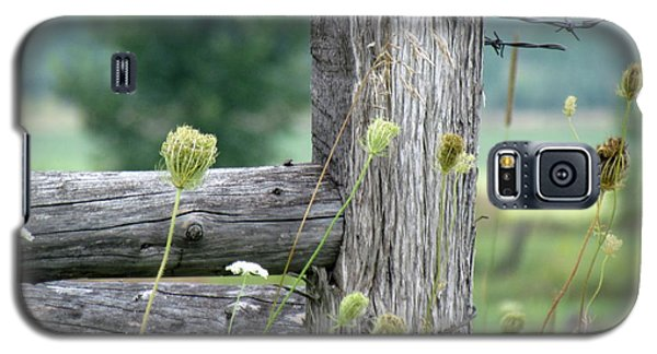 Wild Country Style Galaxy S5 Case by France Laliberte