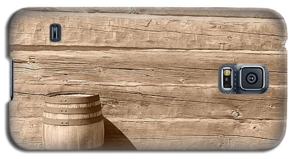 Galaxy S5 Case featuring the photograph Wild West by Joe  Ng