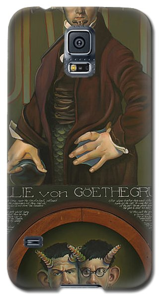Willie Von Goethegrupf Galaxy S5 Case