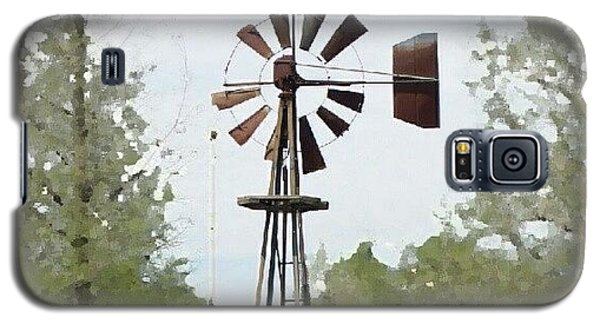 Windmill II, You Can Sell Your Galaxy S5 Case by James Granberry