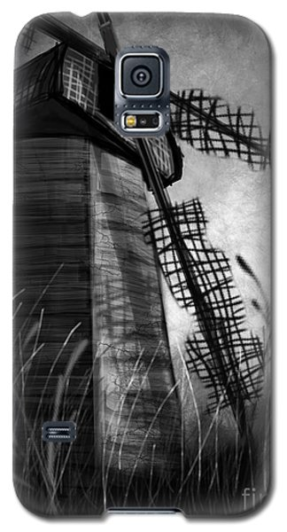 Windmill Wounded Galaxy S5 Case