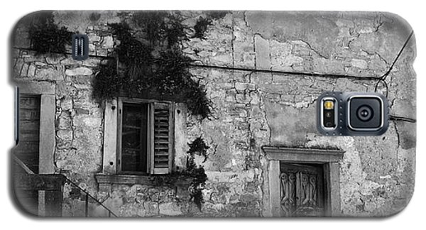 Galaxy S5 Case featuring the photograph Crumbling In Croatia by Andy Prendy
