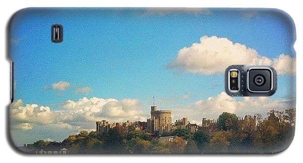Fantasy Galaxy S5 Case - Windsor by Samuel Gunnell