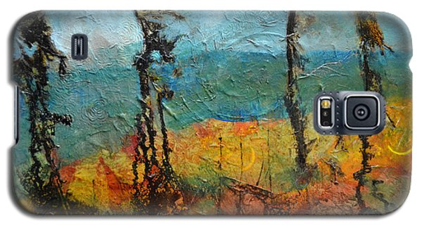 Windswept Pines Galaxy S5 Case