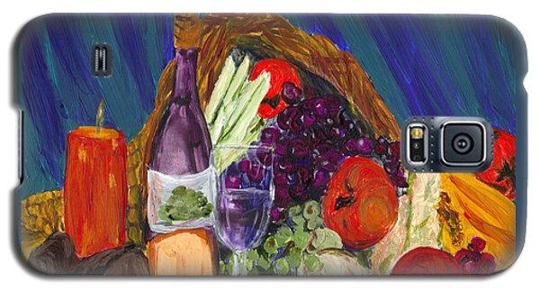 Wine Cornucopia Galaxy S5 Case