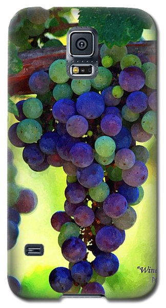 Wine To Be - Art Galaxy S5 Case